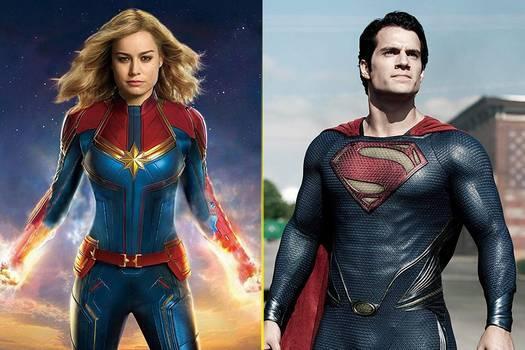 8 cặp siêu anh hùng Marvel  DC có sức mạnh tương tự nhau: Bạn về phe nào? (Phần 1) ảnh 2