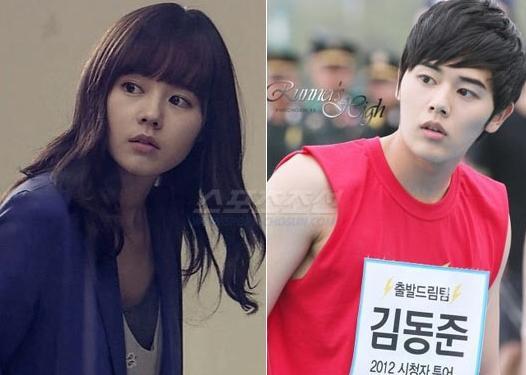 Han Ga In – Kim Dong Joon.