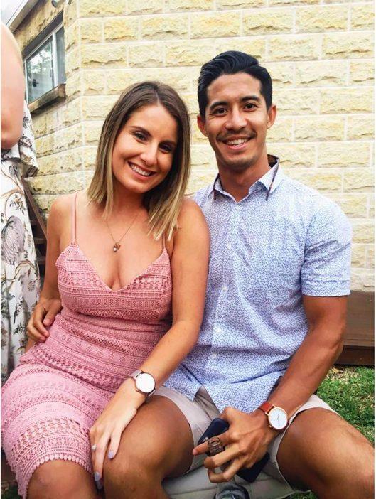 Trong khi đó, Elyse Gan là vợ tiền vệ trung tâm Brendan Gan, một trong số những cầu thủ nhập tịch bên phía ĐT Malaysia.