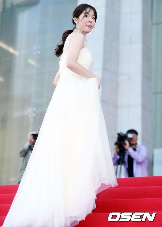 Nữ diễn viên Seo Eun Soo
