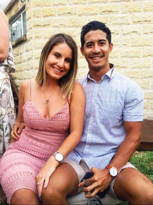 Vợ Brendan Gan đang trở thành thế lực mới trong giới WAGs Malaysia.