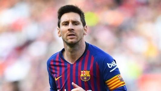 Một mình Messi là không đủ để cứu vãn thế trận cho Barcelona.