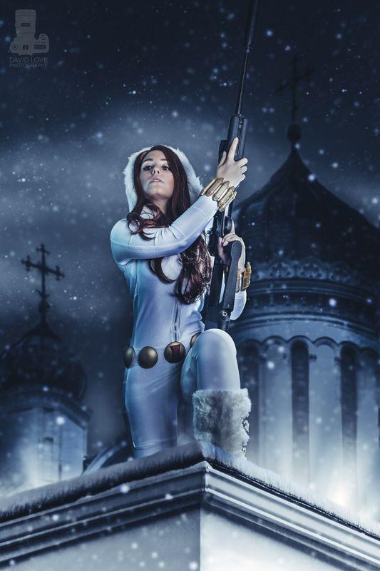 Black Widow: Giải thích về trang phục trắng và lịch sử trong truyện tranh của nhân vật! ảnh 2