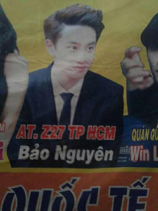 Trong lúc đợi EXO come back, D.O phải tranh thủ qua Việt Nam để tổ chức show solo riêng. Ấy vậy mà, nhóm nhạc của D.O có tên rất lạ - AT.Z27 và cái tên vô cùng Việt - Bảo Nguyên.