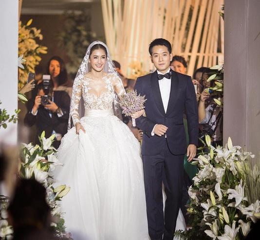 Những lễ cưới lộng lẫy, lung linh và ngập tràn hạnh phúc của sao Thái! ảnh 43