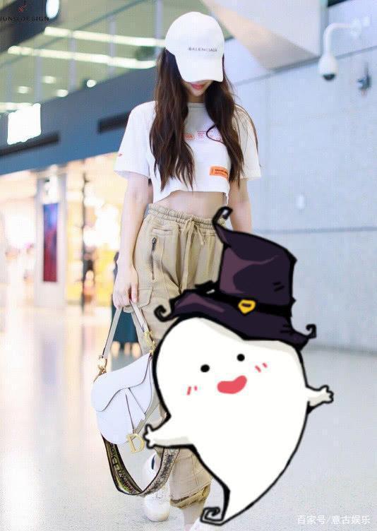 Dương Mịch, Angelababy cùng diện một phong cách thời trang nhưng tạo cảm giác khác biệt ảnh 3