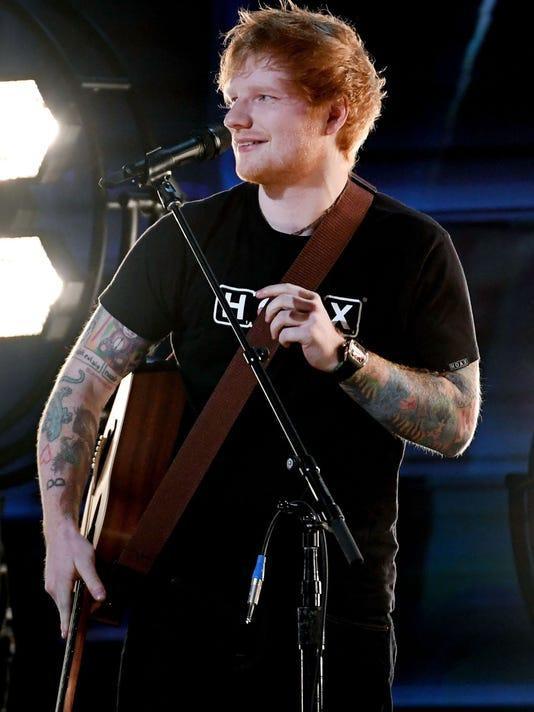 Ed Sheeran đã mang tới ca khúc có tiết tấu vô cùng bắt tai.