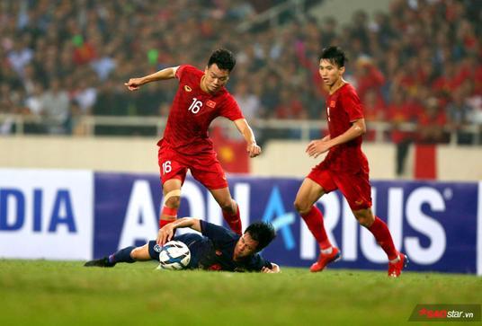 Đội hình ra sân của U22 Việt Nam đấu Thái Lan: Bùi Tiến Dũng dự bị