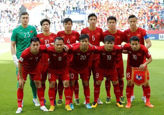 Đội tuyển Việt Nam sẽ đối đầu với tuyển Nhật Bản tại vòng tứ kết diễn ra vào tối nay.