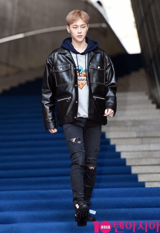 Ca sĩ - diễn viên Kwon Hyun Bin.
