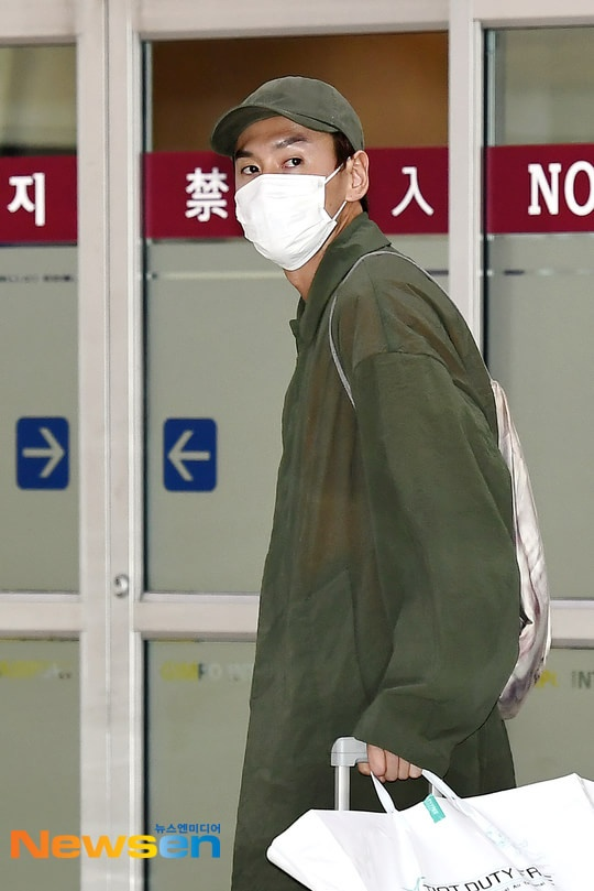 Lee Kwang Soo.