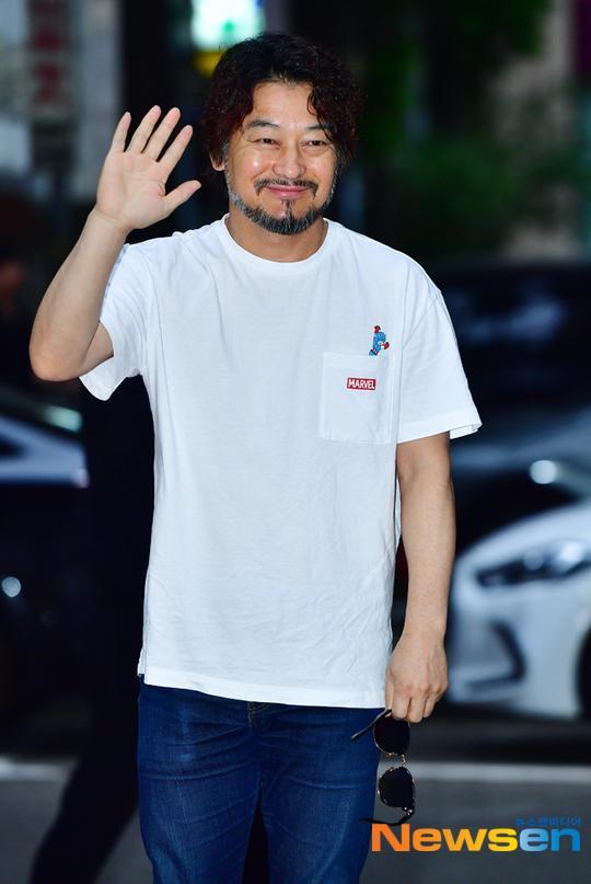 Jo Sung Ha.