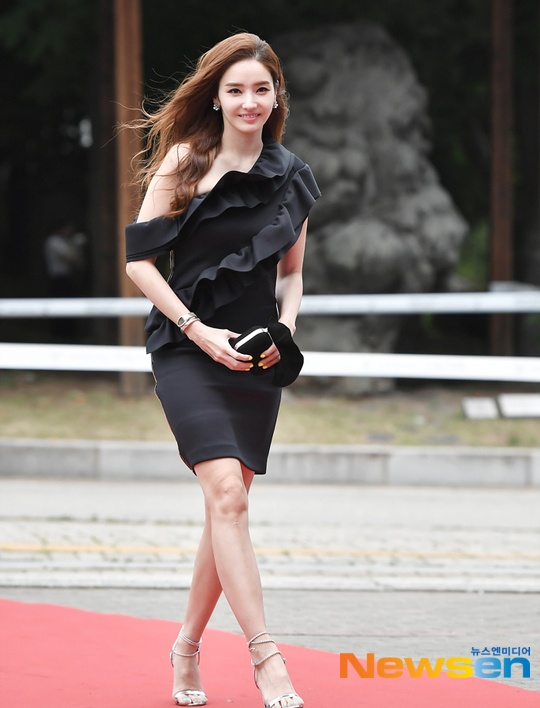 Han Chae Young.
