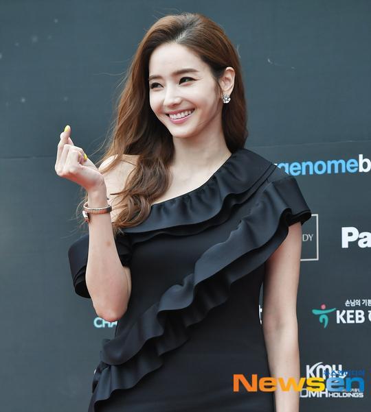 Dàn mỹ nam L (Infinite), Park Ji Hoon và Lai Kuan lin đổ bộ thảm đỏ Asia Model Festival 2019 ảnh 4