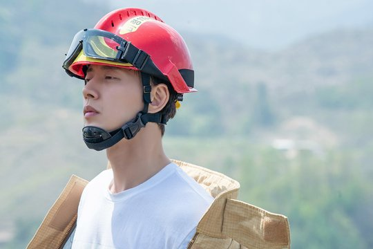 [K-Drama]: Park Hae Jin with the newest image in the drama 'Secret'