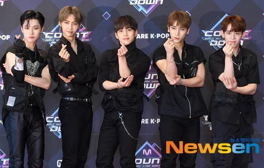 """Mảnh ghép của nhóm """"MOVE"""" chỉ còn 5 thành viên khi thiếu đi Choi Byung Chan."""