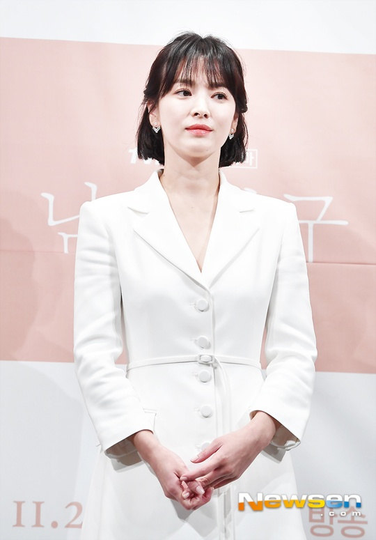 [K-Star]: Song Hye Kyo sues those who believe in adultery, misinformation about the divorce with Song Joong K