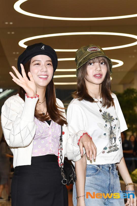 Jisoo và Lisa.