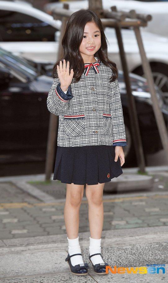 Diễn viên nhí Ok Ye-Rin