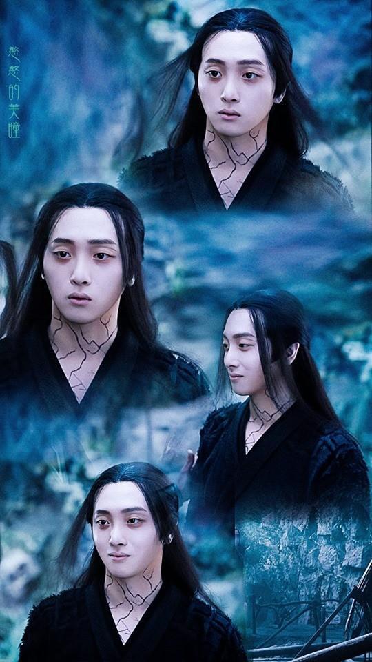 Trần Tình lệnh chi Sinh Hồn tung những bức ảnh đầu tiên của nhân vật Ôn Ninh và Lam Tư Truy/ Ôn Uyển ảnh 3