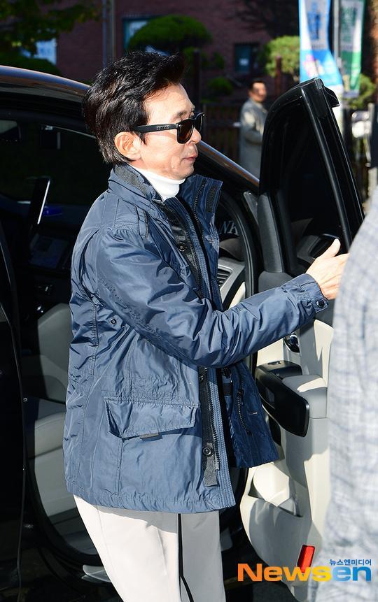 Người dẫn chương trình Kim Gook Jin.