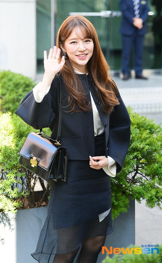 Yoon Eun Hye cùng nhiều sao Hàn dự đám cưới Kan Mi Yeon  Hwang Paul ảnh 4