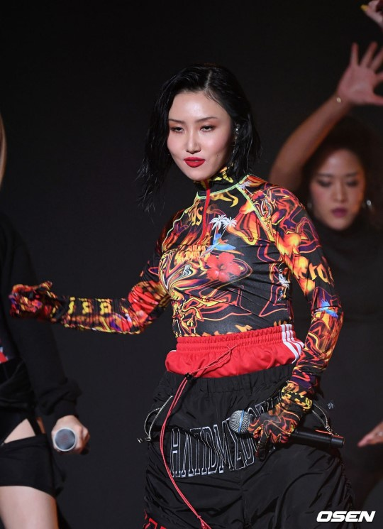 Hwasa (Mamamoo) lên tiếng việc không mặc đồ lót nơi công cộng: Knet phản ứng bất ngờ! ảnh 5