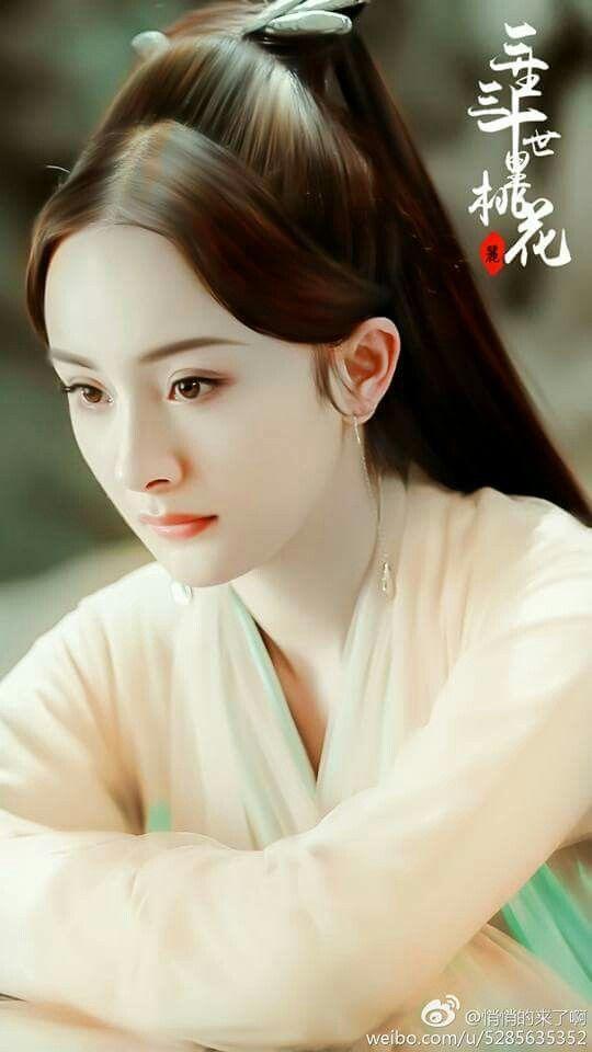 Những mỹ nhân họ Bạch xinh đẹp rung động lòng người trong phim truyền hình Trung Quốc ảnh 3