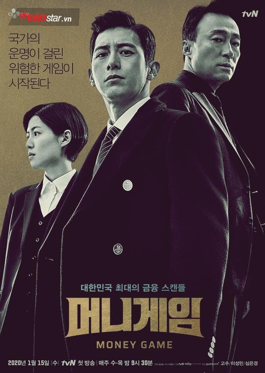 Phim truyền hình Hàn Quốc tháng 1: Sự quay trở lại đáng mong đợi của Park Seo Joon, TaecYeon, Ahn Hyo Seop và Lee Sung Kyung ảnh 7