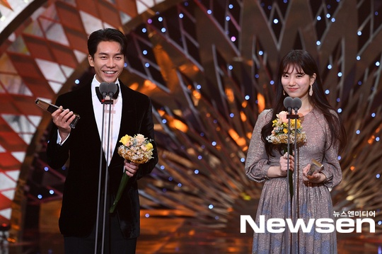 Kết quả SBS Drama Awards 2019: Kim Nam Gil nhận Daesang, Suzy đánh bại Jang Nara để thắng lớn ảnh 10