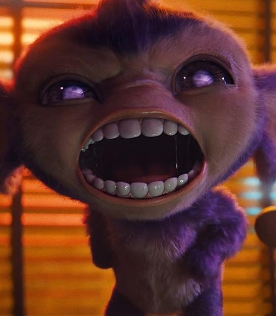 Aipom – Pokémon hình khỉ, tồn tại với số lượng đáng kể bên ngoài căn hộ của Harry