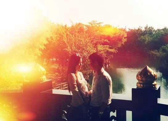 Phan Thành và Midu thời gian đầu công khai tình cảm