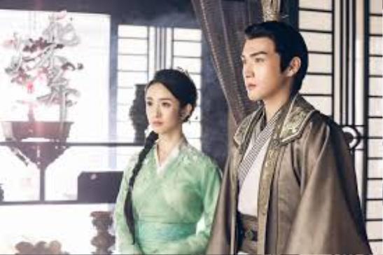 Năm phim truyền hình cổ trang Hoa ngữ đang phát sóng, tác phẩm nào đáng xem hơn cả? ảnh 8