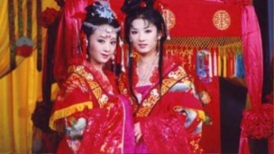 Băng Nhạn (Lý Giai Lân) và Lý Ngọc Hồ (Huỳnh Dịch).