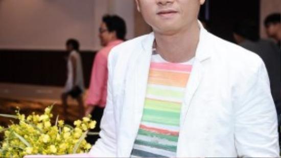 Ca sĩ Hàn Thái Tú.