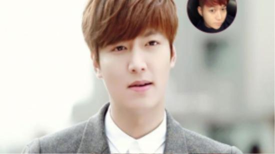 Kiểu tóc layer khiến anh chàng đáng yêu hơn cả những minh tinh màn bạc xứ Kim Chi.