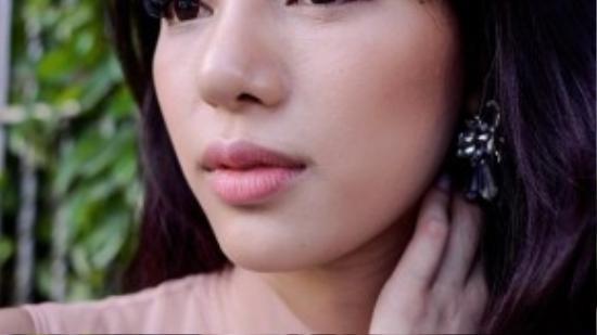 Cận cảnh nhan sắc giải Vàng Siêu mẫu Việt Nam 2015.