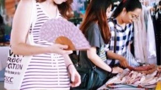 Saigon Flea Market là chợ phiên được nhiều người nước ngoài ghé thăm nhất.