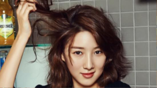 Diễn viên Ju Da Yeong.