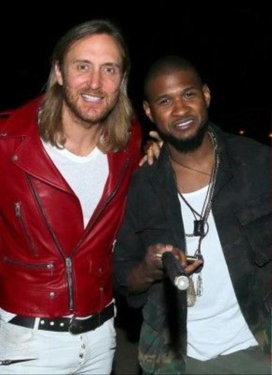 David Guetta - Usher