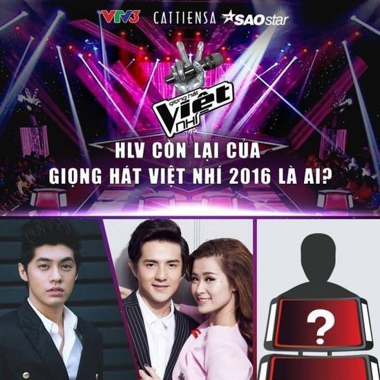 Khán giả nói gì khi HLV Giọng hát Việt nhí cuối cùng không phải Sơn Tùng ? ảnh 1