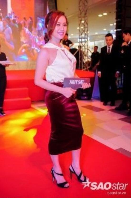 Nữ diễn viên Thanh Thúy