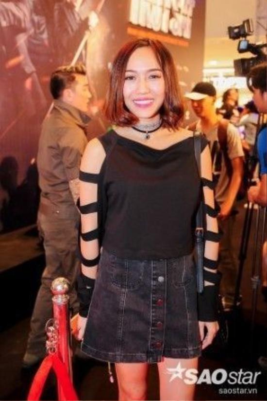 Nữ diễn viên trẻ Diệu Nhi