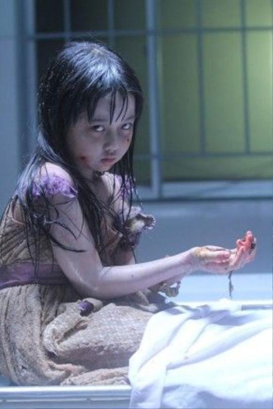 Lâm Thanh Mỹ từng để lại nhiều ấn tượng qua các bộ phim kinh dị.