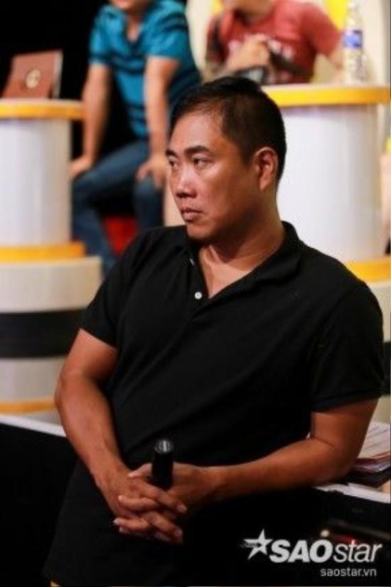 Giám đốc âm nhạc Minh Vy, người luôn dõi theo từng bước đi của các thí sinh.
