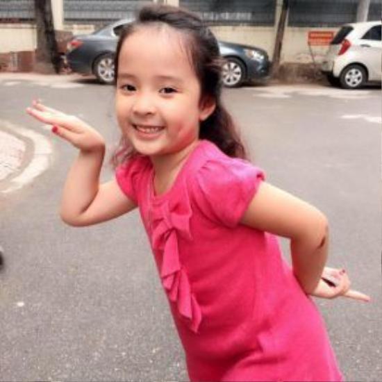 Mới đây, cô bé xuất hiện trong chương trình Bố ơi, mình đi đâu thế? mùa 3. Chỉ sau vài tập phát sóng, bé Nhím đã trở thành cơn sốt đối với khán giả truyền hình.