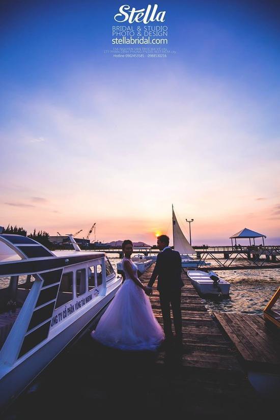 Tưởng Dubai, nào ngờ là bến du thuyền số dzách Việt Nam ảnh 9
