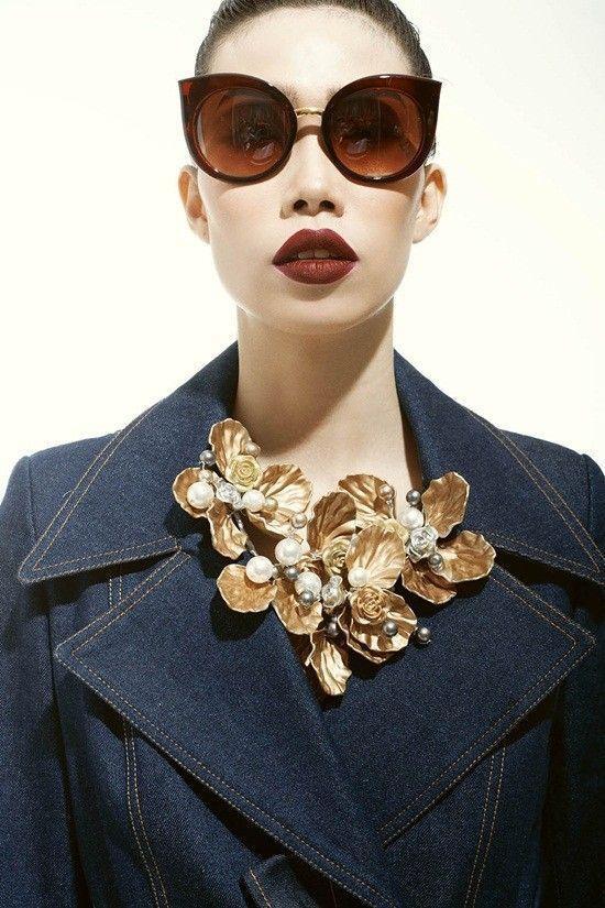 Kim Phương nổi bật với sắc vàng ánh kim của Đỗ Mạnh Cường ảnh 9