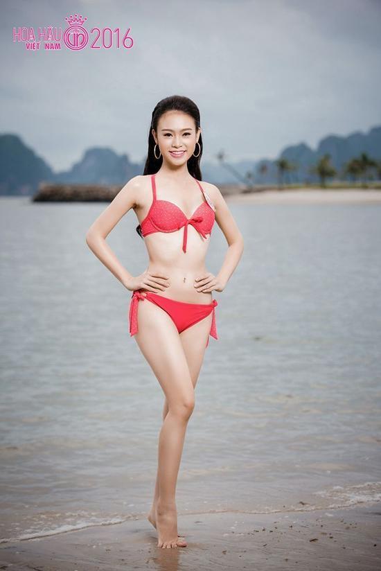 Phùng Bảo Ngọc Vân là thí sinh hội tụ đủ vẻ đẹp nhan sắc và trí tuệ.
