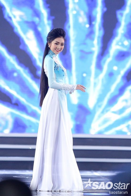 293 Bùi Nữ Kiều Vỹ - cô gái được dự đoán sẽ trở thành Tân hoa hậu năm nay.